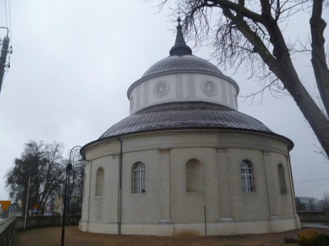 Kościół pw. NMP Królowej i św. Małgorzaty w Parkowie