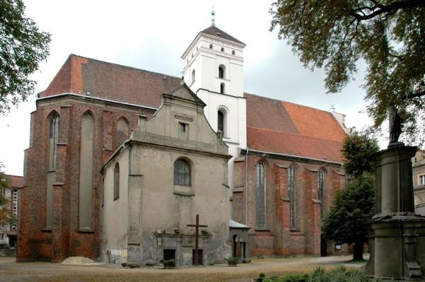 Fronleichnamkirche in Poznań