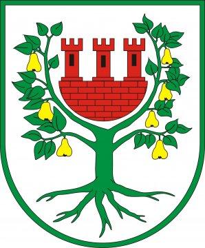 Herb Międzychód (Birnbaum)