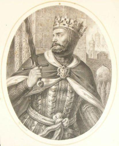 Bolesław Chrobry (967-1025) der Tapfere