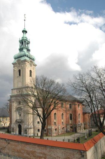 Kościół św. Krzyża w Lesznie