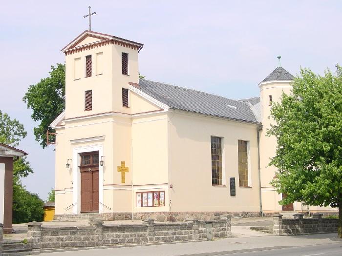Die Kirche der hl. Peter und Paul in Wągrowiec
