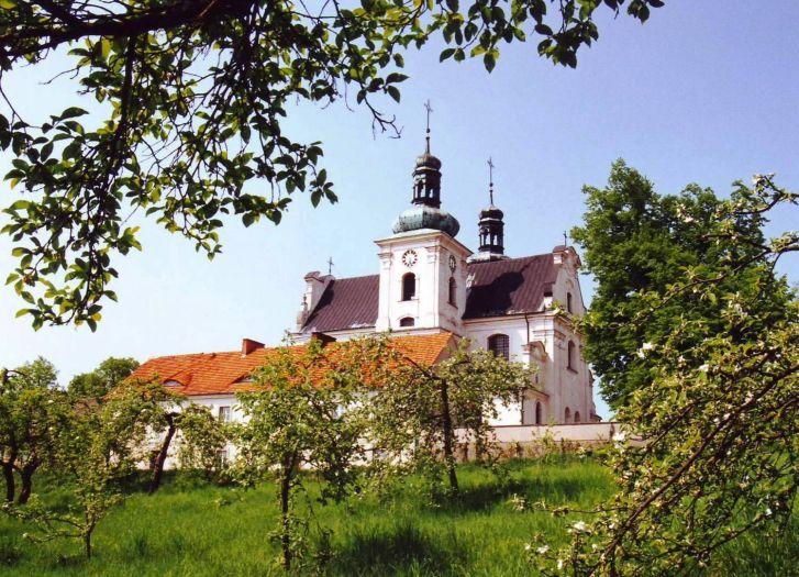 Kamaldulenserkloster in Bieniszew