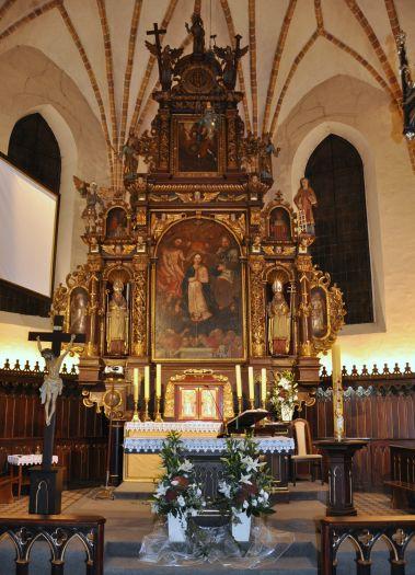 Die Kirche des hl. Erzengels Michael in Dolsk