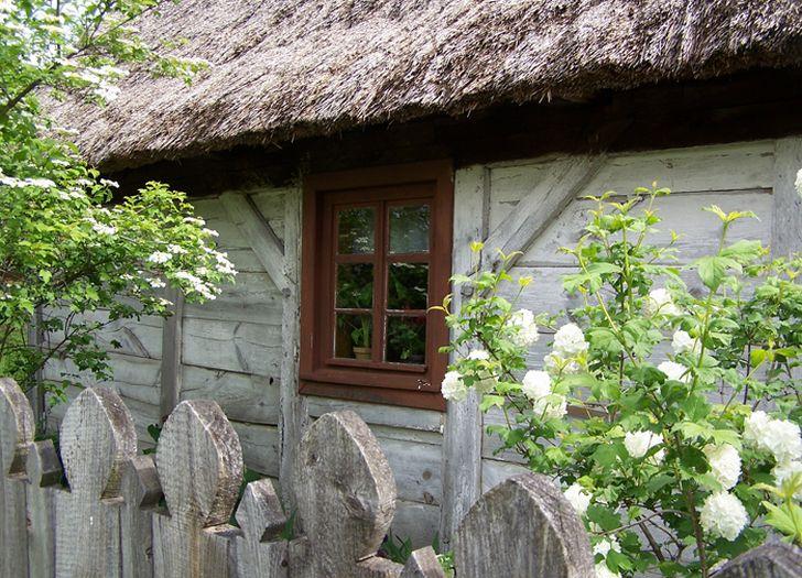 Im Freilichtmuseum Großpolnischer Ethnographischer Park Dziekanowice