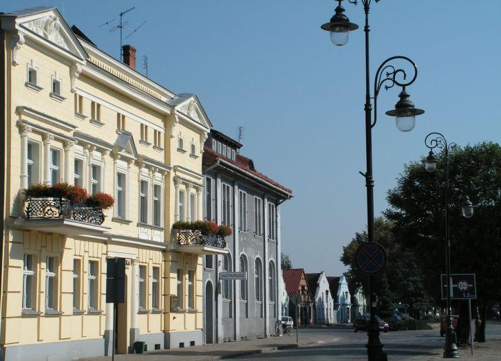 Öffentliche Stadtbibliothek in Chodzież