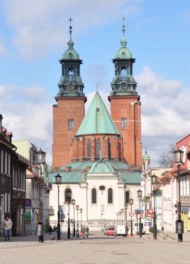 Der Dom in Gniezno