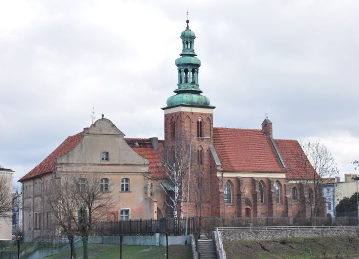 Kirche des hl. Johannes des Täufers in Gniezno