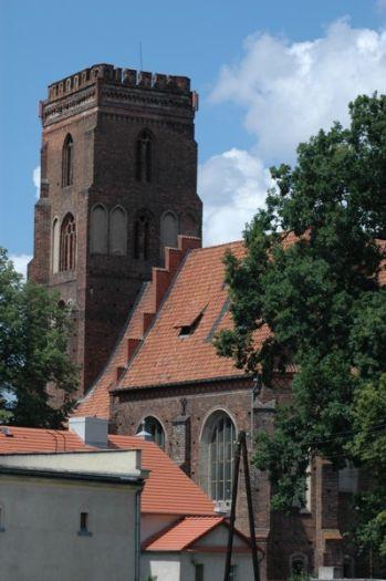 Pfarrkirche St. Margarethen in Gostyń