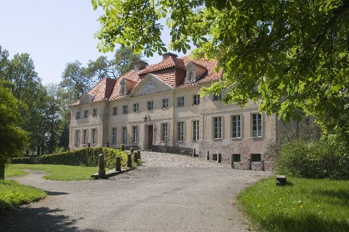 Palais in Gułtowy