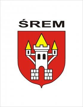 Herb Śrem (dt. Schrimm)