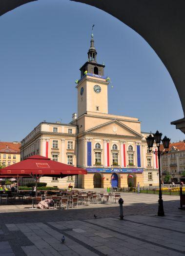 Rathaus in Kalisz
