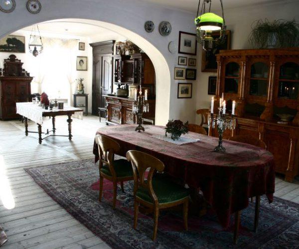 Die Ausstellung im Museum in Koszuty