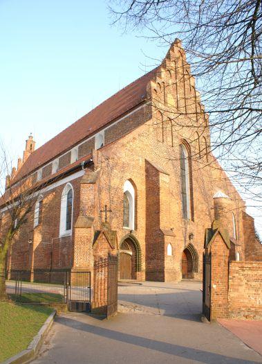 Die Stiftskirche der Trostreichen Muttergottes und des hl. Stanisław in Szamotuły