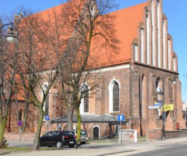 Kreuzerhöhungskirche in Koło