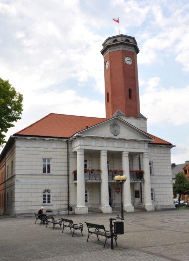 Gotische Kellergewölbe im Rathaus Koło