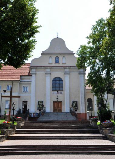 Klasztor Reformatów w Koninie