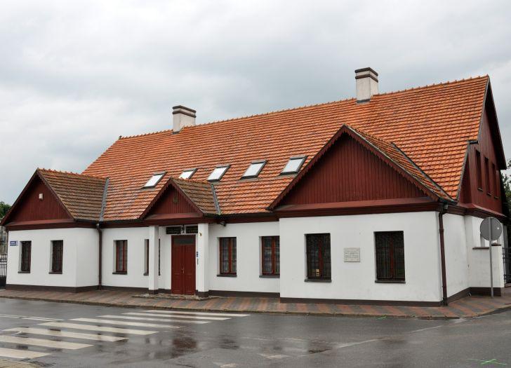 Landhaus von Zofia Urbanowska in Konin