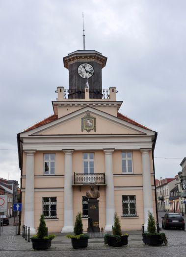 Rathaus in Konin