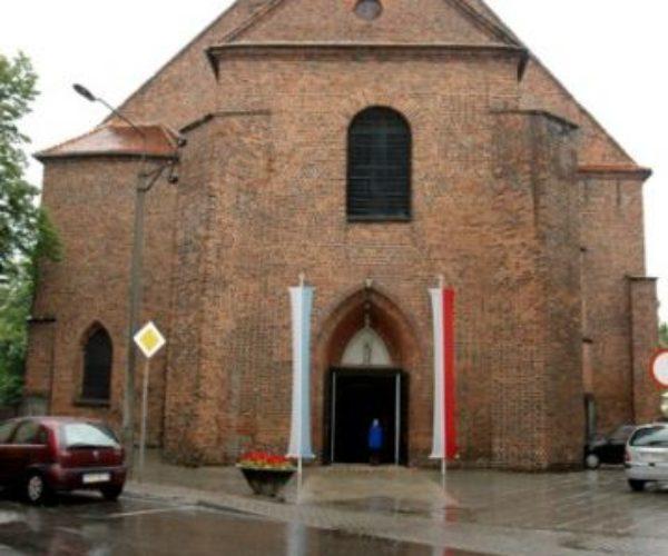 Kirche Mariä Himmelfahrt in Kościan