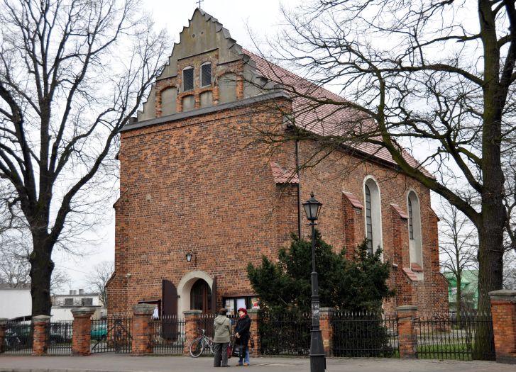 Kościół pw. Świętego Ducha w Kościanie