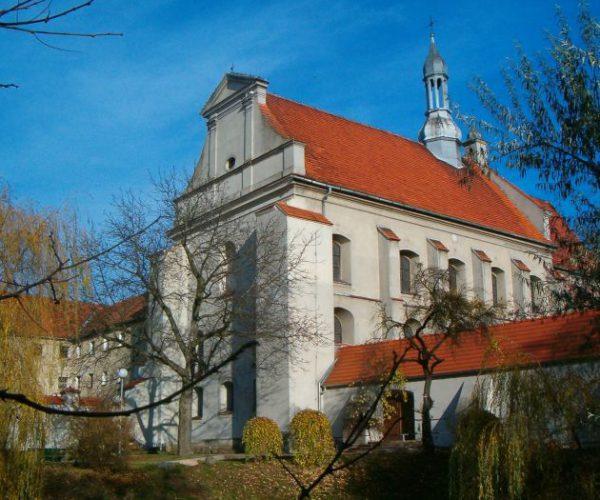 Pobernardyński zespół klasztorny w Koźminie Wielkopolskim