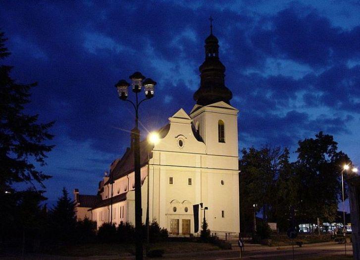 Kościół pw. św. Jana Chrzciciela w Trzciance