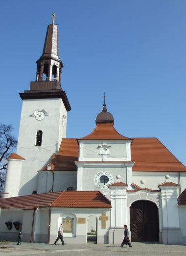 Martinskirche in Jarocin