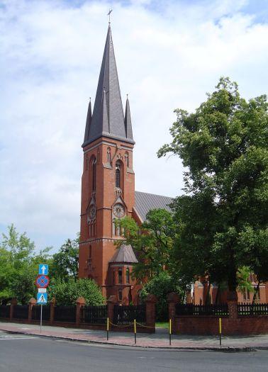 St. Josephskirche in Oborniki