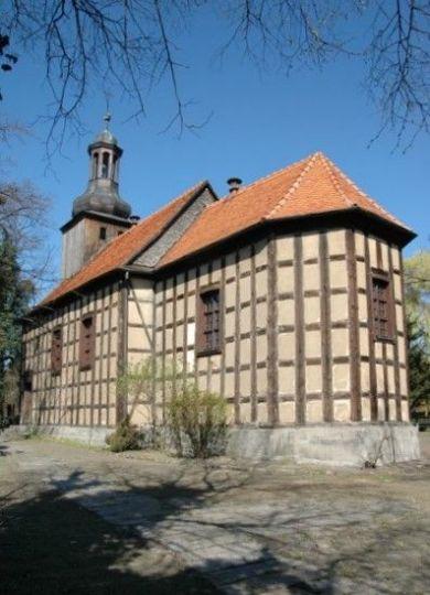 Heiligkreuzkirche in Oborniki