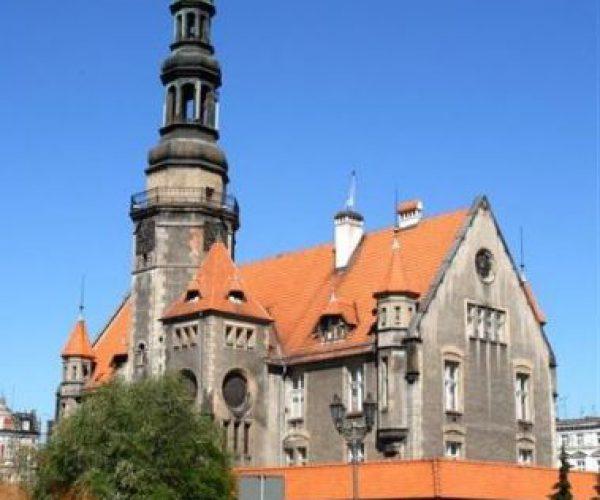 Rathaus in Krotoszyn
