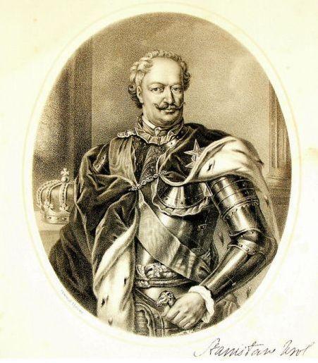 Herb Leszczyński Stanisław (1677-1766)