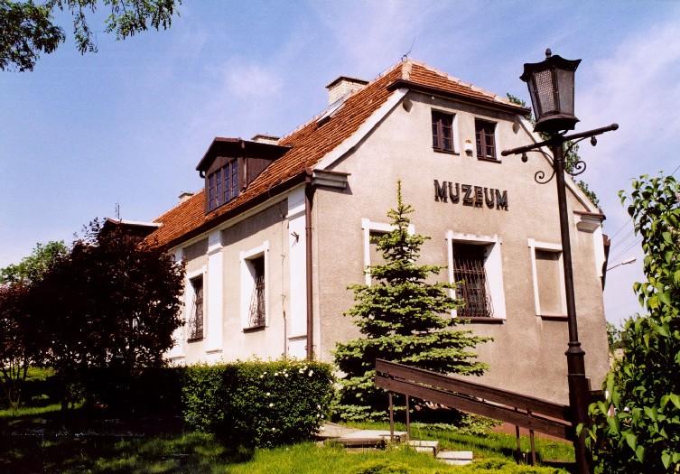Das Regionalmuseum in Wągrowiec