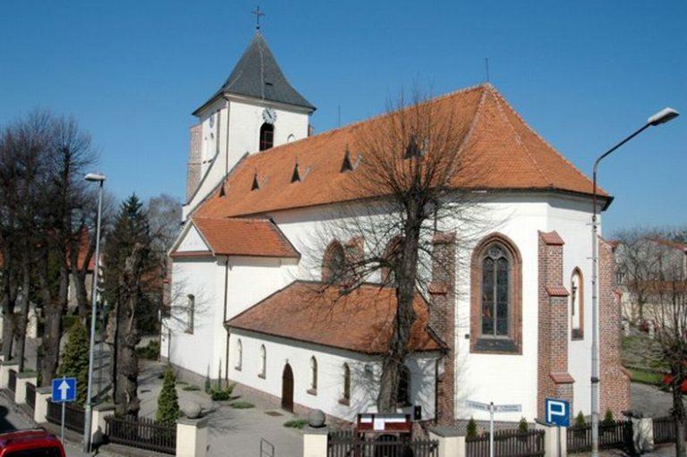 Kirche Mariä Himmelfahrt in Oborniki