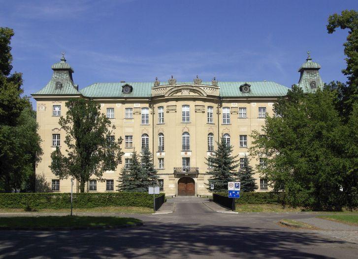 Schloss in Rydzyna