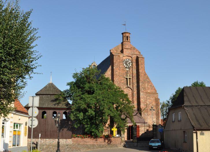 Erzengel-Michael-Kirche in Pobiedziska