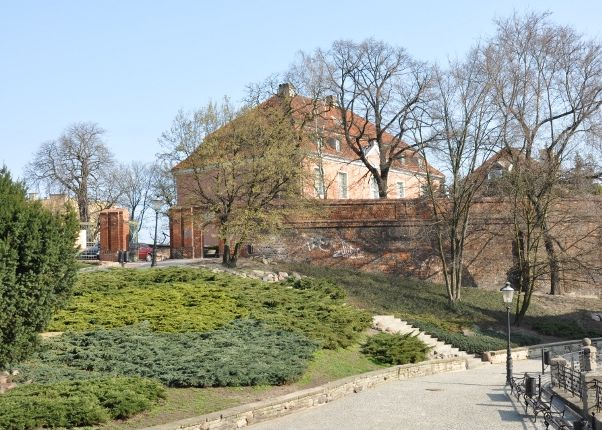 Primislaus-Hügel in Poznań