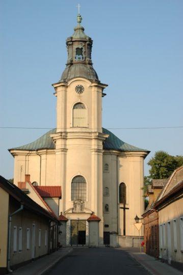 Kirche des hl. Bischofs Stanisław in Rydzyna