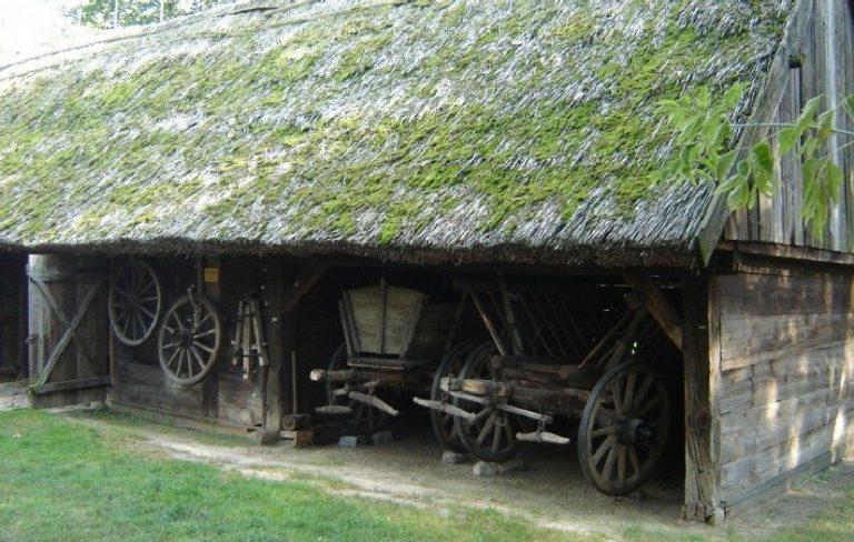 Freilichtmuseum der Volksbauweise in Wolsztyn
