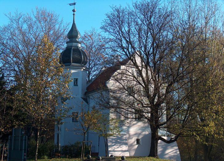 Das Schatzkämmerlein - ein Überbleibsel des mittelalterlichen Schlosses in Jarocin