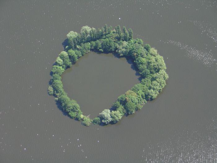 Burg am See Jezioro Słupeckie