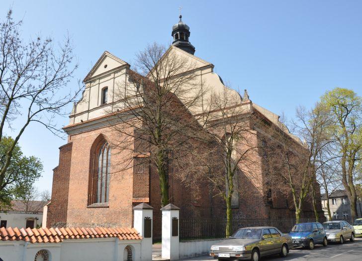 Pfarrkirche St. Laurentius in Słupca