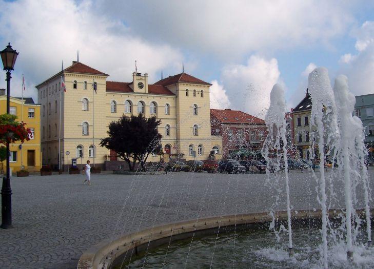 Rathaus in Śrem