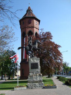 Pomnik konny Jana Henryka Dąbrowskiego