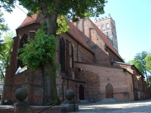 Kościół pw. Najświętszej Maryi Panny Wniebowziętej w Środzie Wlkp.