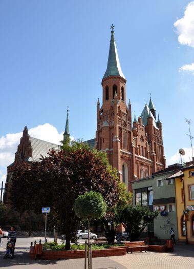 Kościół pw. Najświętszego Serca Pana Jezusa w Turku