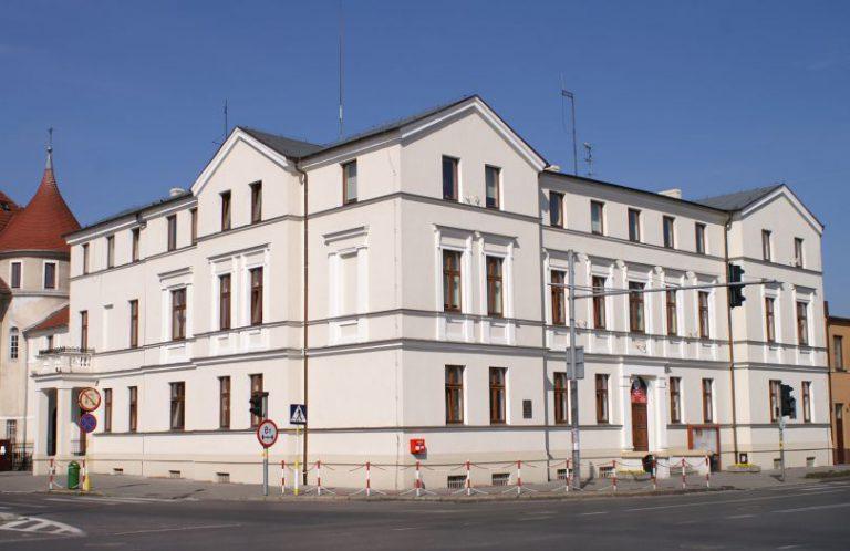 Das Stadt- und Gemeindeamt in Szamotuły
