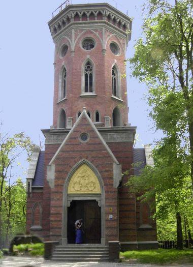Turm der Familie Bierbaum bei Szreniawa