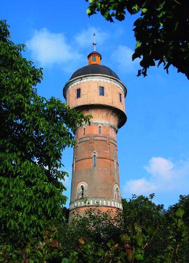 Der Wasserturm in Szamotuły