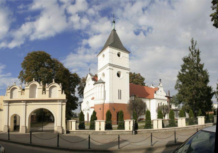 Kirche des hl. Johannes des Täufers in Międzychód